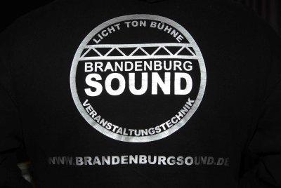 Wir danken der Firma Brandenburg Sound für ihre technische Unetrstützung.