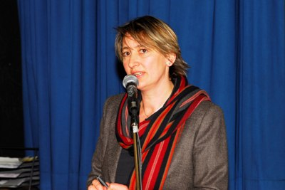 Bürgermeisterin Burgschweiger berichtet aus der Fluglärmkommission