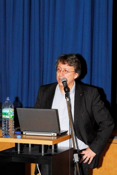 Vorstand Dirk Schulz berichtet aus der AG Flugrouten